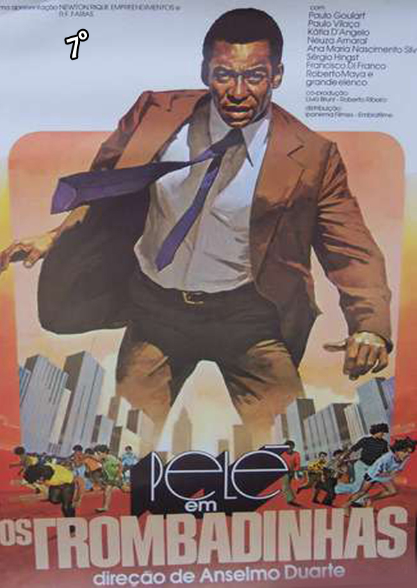 Pele em Os Trombadinhas - 1979