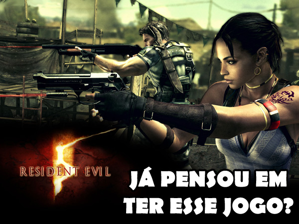 30 wallpapers de Resident Evil 5 (30)