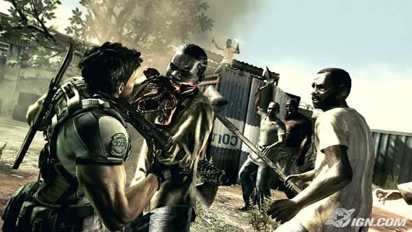 Resident Evil (16)
