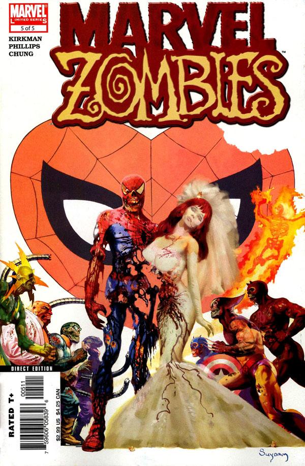 marvel_zombies_Spider-Man wedding