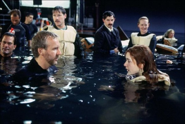 "Behind-the-scenes of Making of ""Titanic"" (20)"