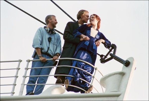 "Behind-the-scenes of Making of ""Titanic"" (24)"