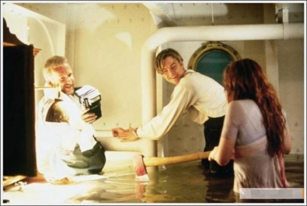 "Behind-the-scenes of Making of ""Titanic"" (32)"
