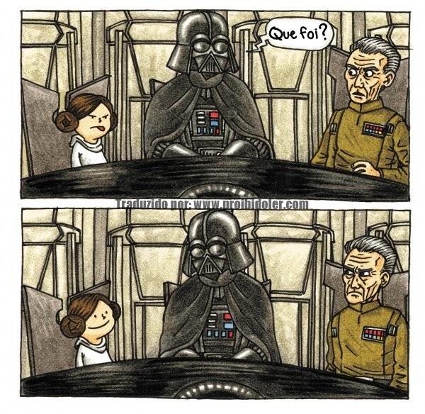 Vader's Litte Princess