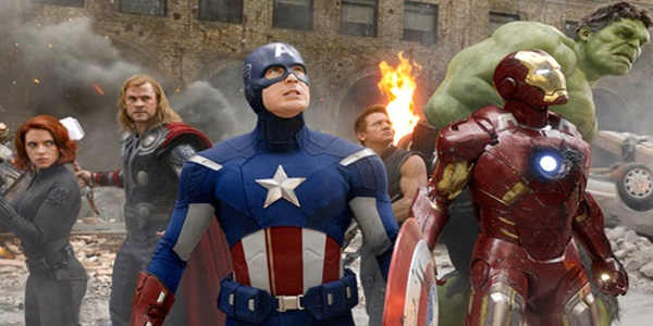 Universo Cinematográfico da Marvel