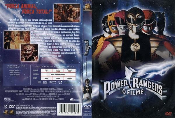 POWER RANGERS - O FILME (1995)