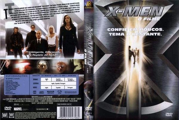 X-Men.O Filme-Front