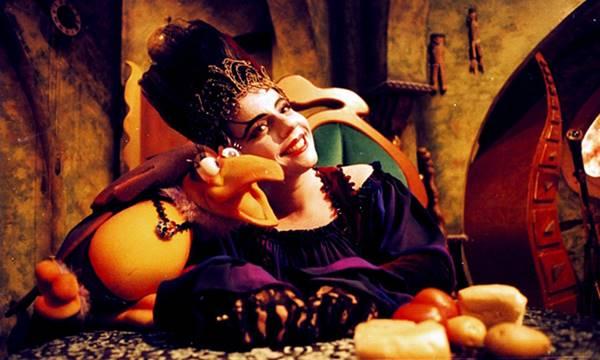 04 - A maior bruxa de todos os tempos Morgana