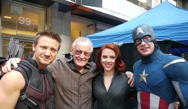 Stan Lee e Os Vingadores (2012)