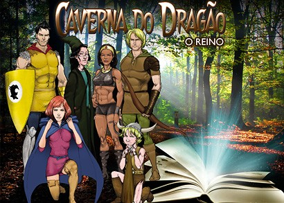 Proibido Ler entrevista | Damone, o cara que deu final para Caverna do Dragão!
