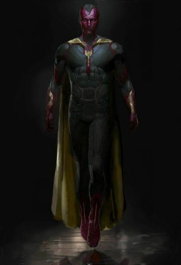 Os Vingadores 2: A Era de Ultron Visão